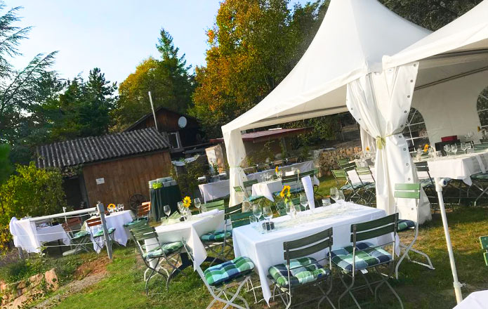 Catering in Hammelburg